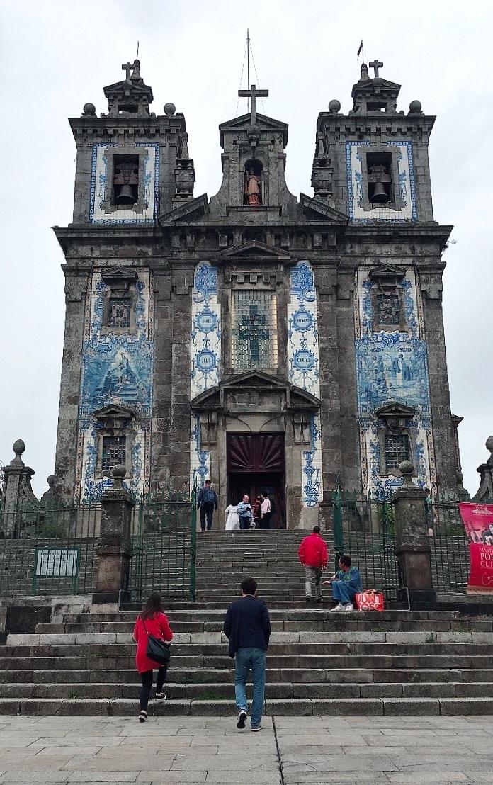 サント・イルデフォンソ教会