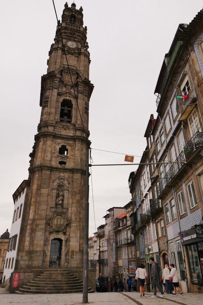 クレリゴスの塔