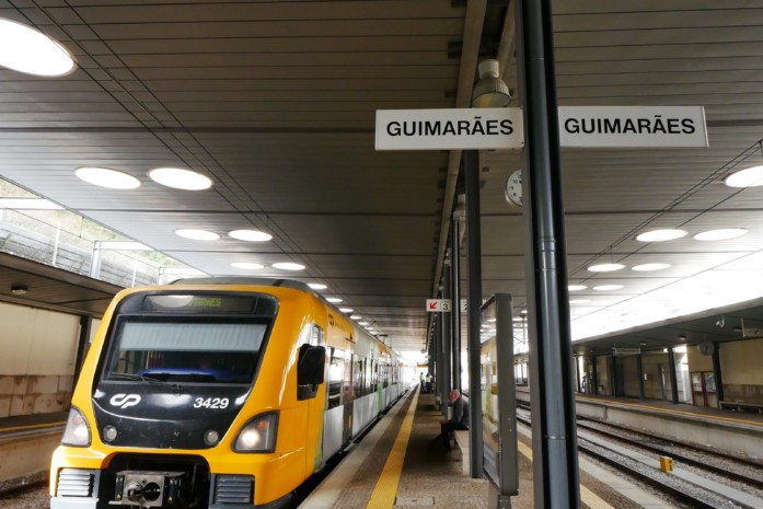 ギマランイス駅