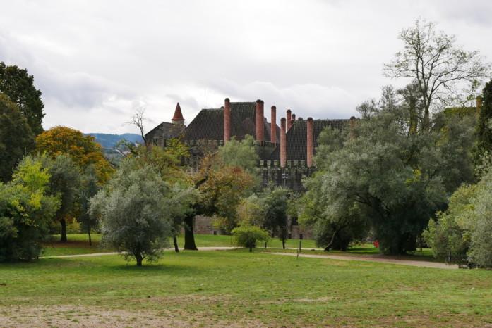 ブラガンサ公爵館