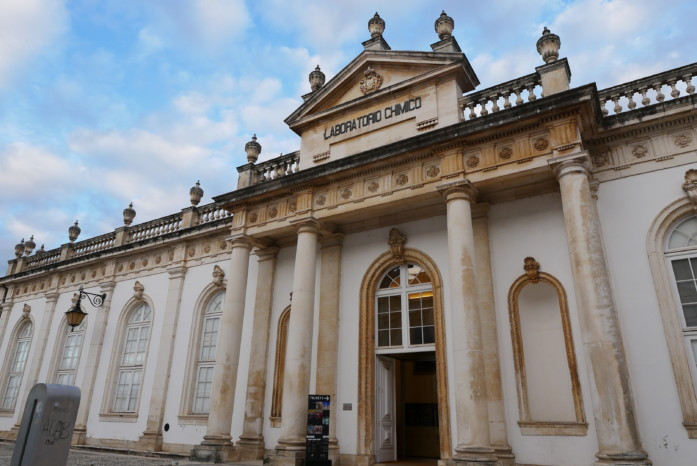 コインブラ大学の科学博物館