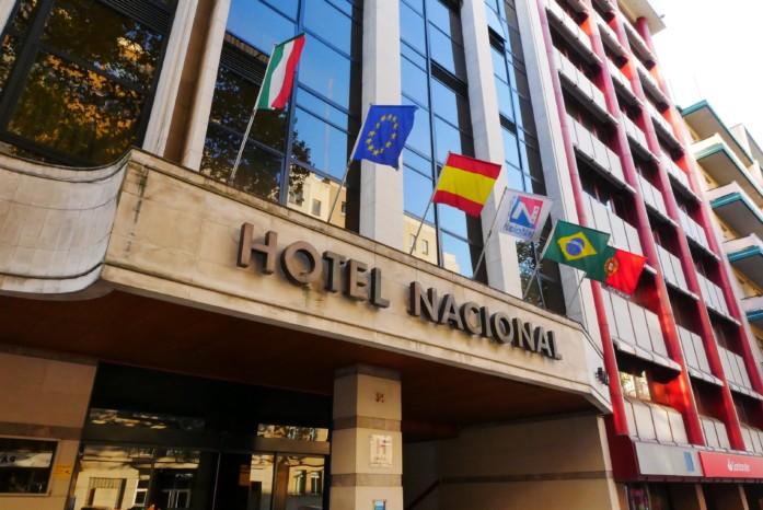 ホテルナシオナルリスボン