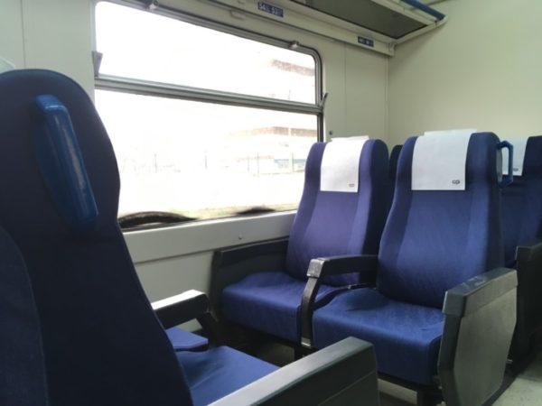 ポルトガル鉄道のIR