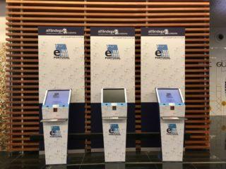リスボン空港での免税手続き