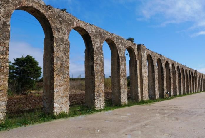 オビドスの水道橋