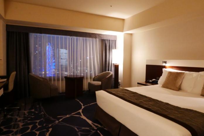 ヨコハマグランドインターコンチネンタルホテルの客室
