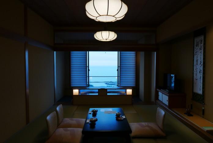 大石屋の客室