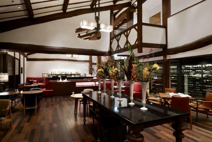 志摩観光ホテル「 ザ クラブ 」カフェ&ワインバー「リアン」