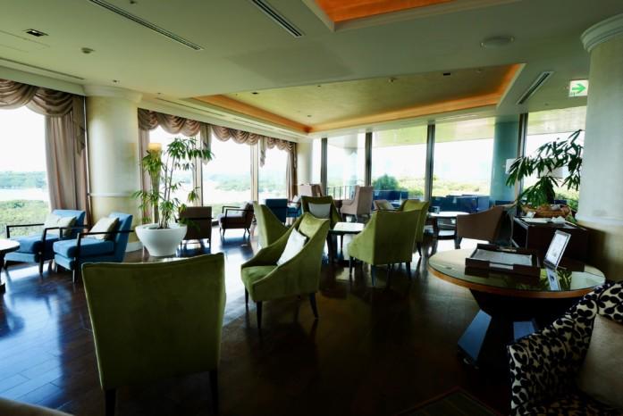 志摩観光ホテル「ザ ベイスイート ラウンジ」