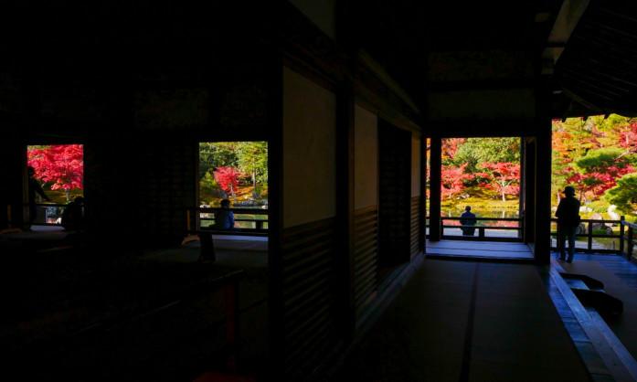 世界遺産「天龍寺」の大方丈