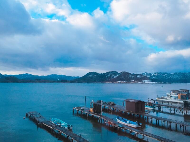 京都の久美浜湾