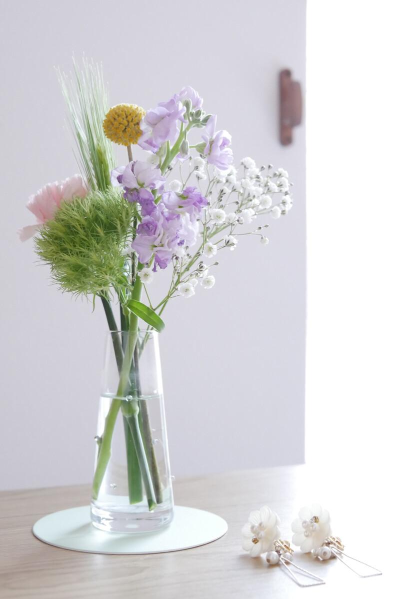 お花の定期便ブルーミー