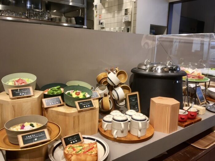 OMO5京都三条の朝食
