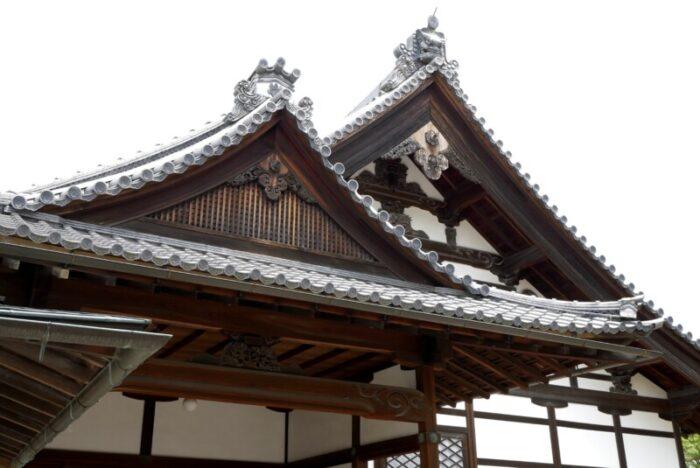 金閣寺の庫裏