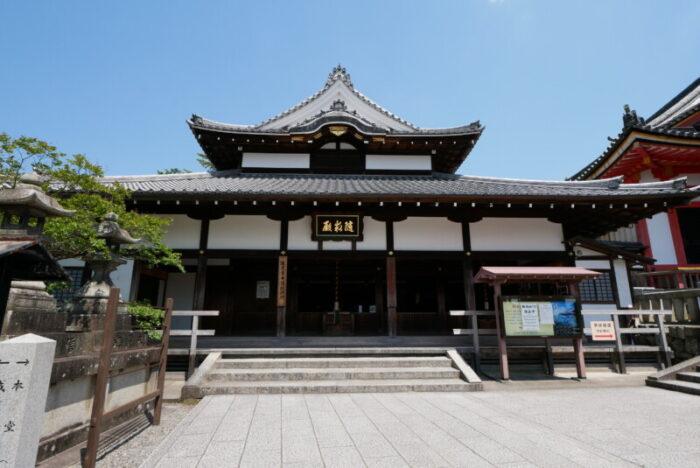 清水寺の随求堂