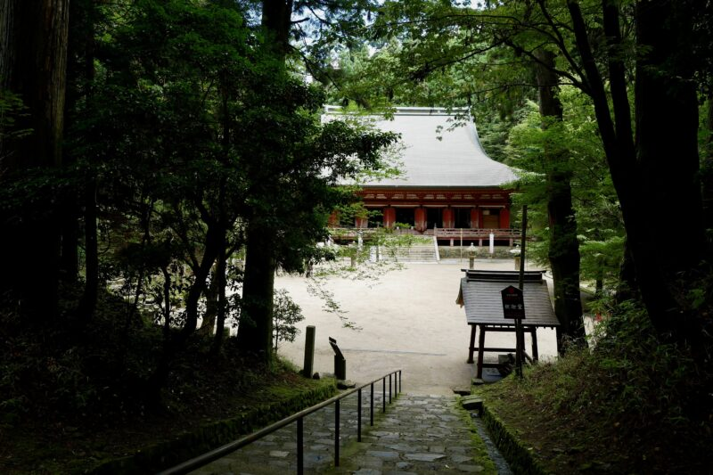 比叡山延暦寺の釈迦堂