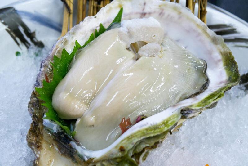伊根産ブランド岩牡蠣「夏珠」