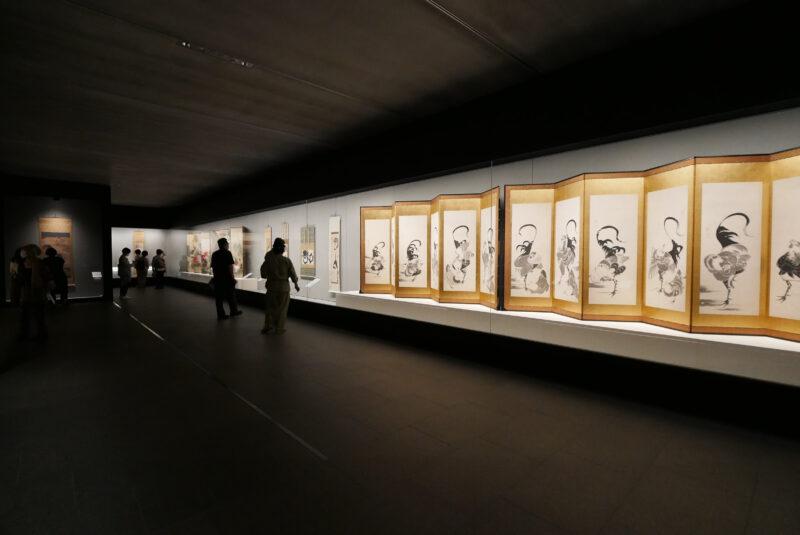 福田美術館ギャラリー1